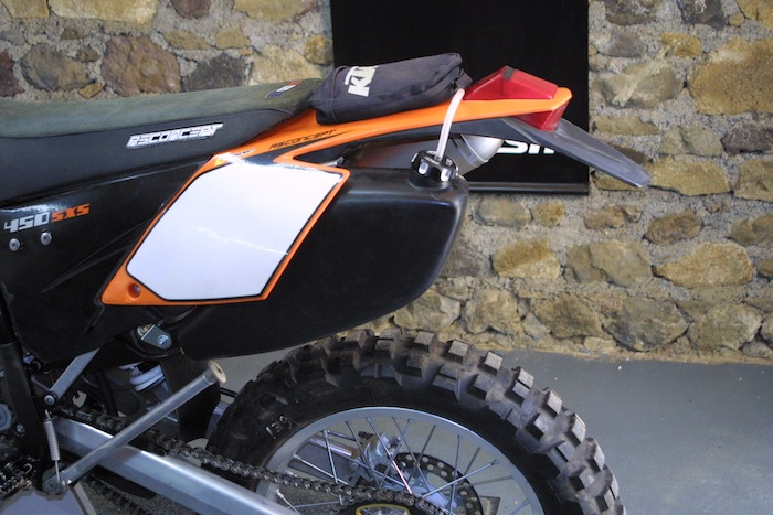 Moto kit Rally RSCONCEPT EVO2