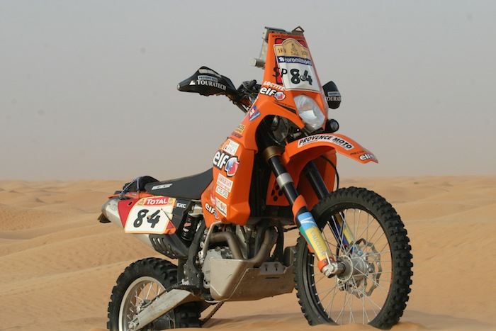 Moto kit Rally RSCONCEPT EVO2+