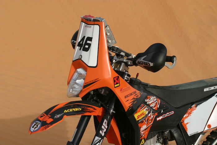 Moto kit Rally RSCONCEPT EVO3