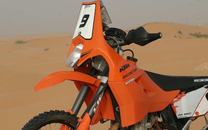 Moto kit Rally RSCONCEPT EVO3+