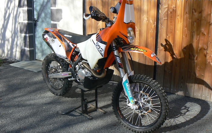 Moto kit Rally RSCONCEPT EVO4+